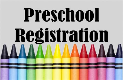 2019 2020 preschool registration now closed 770   Preschool%20Registration 169