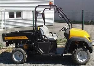 Jcb Groundhog 4x4 Utility Vehicle Service Repair Workshop