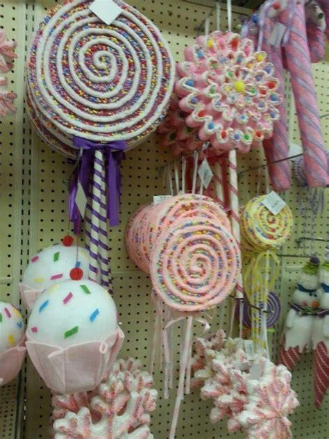 hobby lobby giant candy decor christmas candy