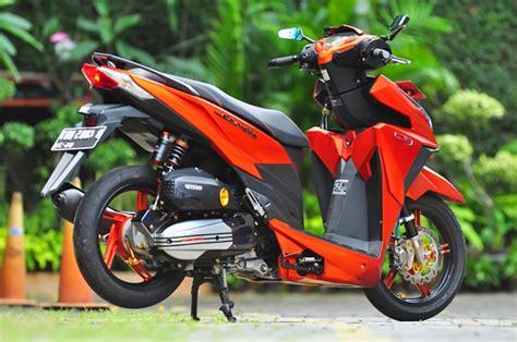 Honda Vario 150 Modifikasi by Kumpulan Foto Modifikasi Motor Vario 150 Terbaru Zofay Texaw