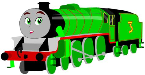henry the green engine v2 by shawanderson on deviantart