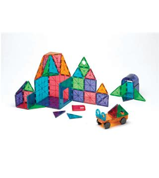 magna tiles clear dx magna tiles dx deluxe 48pc clear set cheeky monkey toys