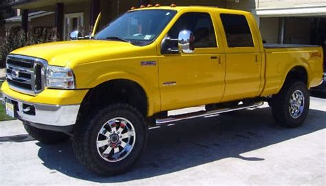 2006 F350 Amarillo by 2006 Ford F350 Amarillo Edition Production Numbers