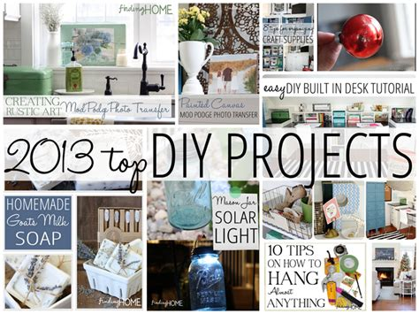 Top Diy Projects Of 2013  It Was A Good Year  Finding