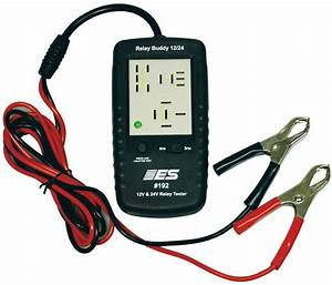 Electronic Specialties 192 Diagnostic Relay Buddy 12  24 Tester