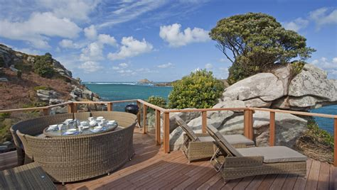 Sea Garden Cottages  Tresco Island