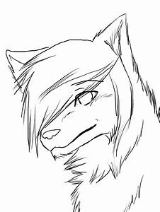 Anime Wolf Drawing Easy To Draw Anime Wolf - Google Search ...