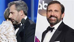 Steve Carell lets his hair go gray — and he's a total ...