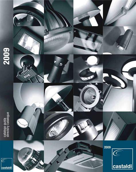 Ing Castaldi Illuminazione Catalogo Guida 2009 Ing Castaldi Illuminazione By Ing
