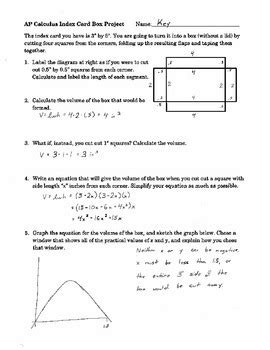 ap calculus optimization discovery project with m ms by ap math sources