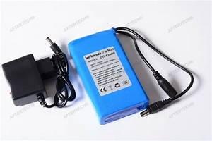 Batteria 12 Volt : batteria 12 volt 6800mah 12v al litio ricaricabile per ~ Jslefanu.com Haus und Dekorationen