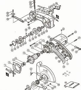 Makita Ls1000 Parts