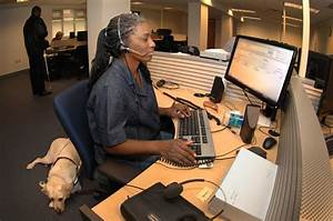 No challenge to big for call center operators > Travis Air ...