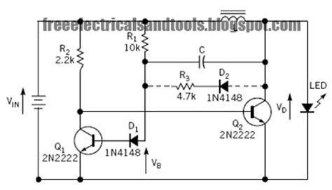led driver circuit delivers constant luminosity raul s diagrams collection