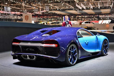 The chiron is the most powerful, fastest and exclusive production super sports car in bugatti's brand history. Bugatti Chiron Revealed | Pictures, Performance, Specs ...