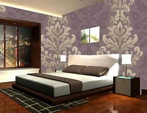 Schlafzimmer Tapeten Fr Ein Attraktives Aussehen