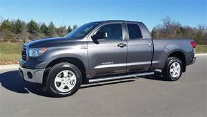 Sold  2013 Toyota Tundra Double Cab Sr5 4x4 Magnetic 6 5
