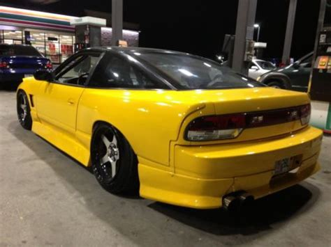 nissan 240sx widebody buy new nissan 240sx widebody s13 with sr20det roll cage
