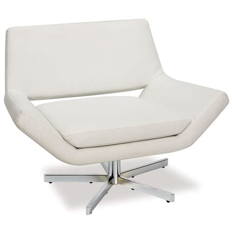 office avenue six yield 40 quot wide chair in white faux