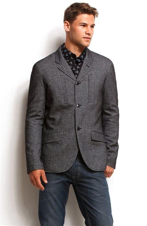 Armani Mens Sport Coats Image   Menu0026#39;s Fashion Gray   Pinterest   Coats Mens sport coat and ...