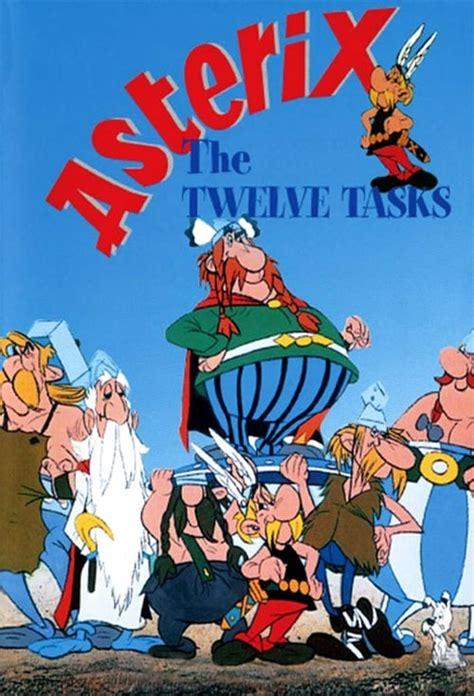 twelve tasks  asterix