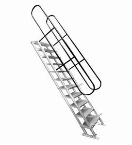 Escalier Ajustable En Hauteur : prolyte escalier ajustable de 290cm en hauteur 45 ~ Premium-room.com Idées de Décoration