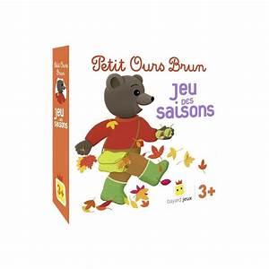 Petit Ours Brun En Français : petit ours brun jeu des saisons boutique philibert ~ Dailycaller-alerts.com Idées de Décoration