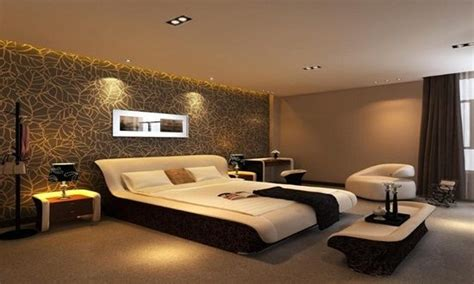 fabulous bedroom    futuristic furniture interior design