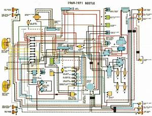 Vw Beetle Wiring Diagram Of 1972