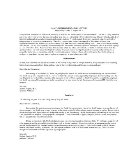 sample recommendation letter  high school student