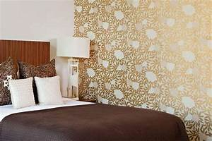 bedroom wallpaper designs 6 pk vogue With wall paper designs for bedrooms