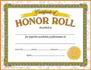 honor roll certificate template fee schedule template With a b honor roll certificate template