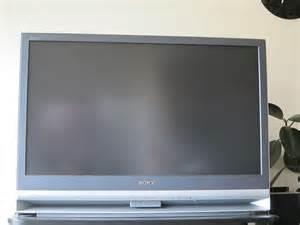 sony 42 inch lcd rear projection tv 400 sony kdf e42a10