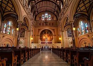 St Joseph Church - New Orleans Photograph by Andy Crawford