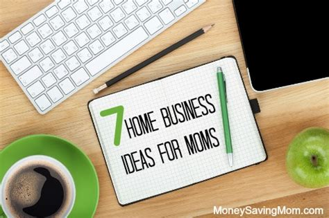 7 Home Business Ideas for Moms - Money Saving Mom®