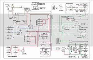 1968 Triumph Tr250 Wiring Diagram
