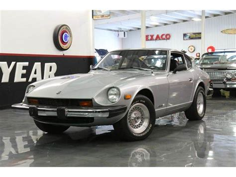 classic datsun 280z classic datsun 280z for sale on classiccars com 14 available