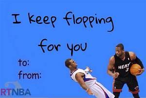 11 Funny NBA Valentine39s Day Cards NBA Retweet