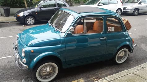 1968 Fiat 500 for Sale