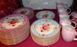 Service Vaisselle Porcelaine : vaisselle en porcelaine anglaise trucs et deco ~ Teatrodelosmanantiales.com Idées de Décoration