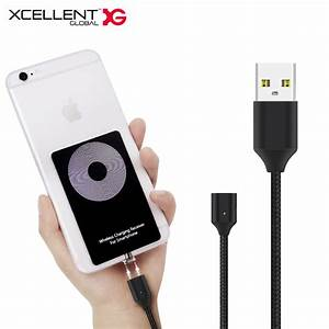 Qi Adapter Iphone 7 : qi wireless charger charging receiver kit adapter for ~ Jslefanu.com Haus und Dekorationen