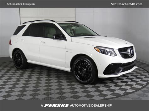 Check gle specs & features, 4 variants, 8 colours, images and read 11 user reviews. New 2019 Mercedes-Benz GLE AMG® GLE 63 SUV SUV in Phoenix #S04236   Schumacher European