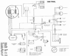 2000 Polari Trailblazer 250 Wiring Diagram