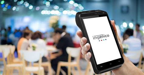 ingenico group  introduce   android based pos