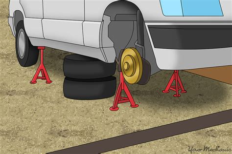 Best Way To Get Car On Jack Stands