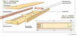 How To Build A Floating Shelf For A Tv Plans DIY Free