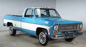 Chevrolet Custom Deluxe 1974