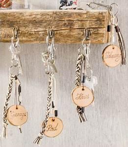Schlüsselanhänger Selber Machen Holz : schluesselanhaenger aus holzscheiben dekoration pinte ~ Orissabook.com Haus und Dekorationen