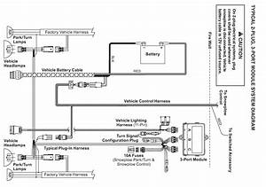 Fisher Plow Lights Wiring Diagram