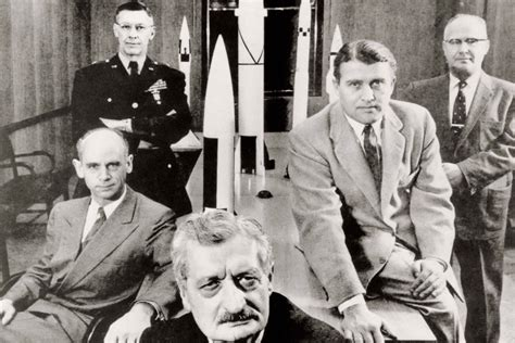 Behind The Secret Plan To Bring Nazi Scientists To Us